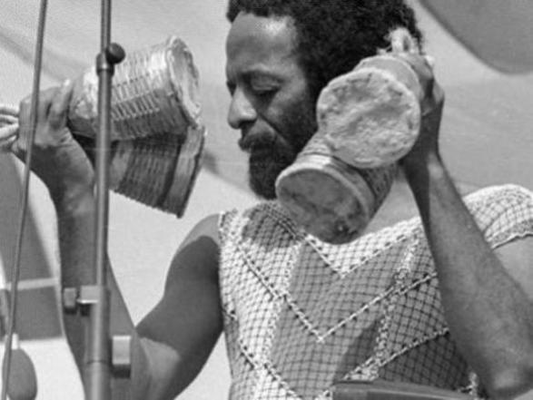 Photographer:web | one of the bestpercussionist for many decades of past century