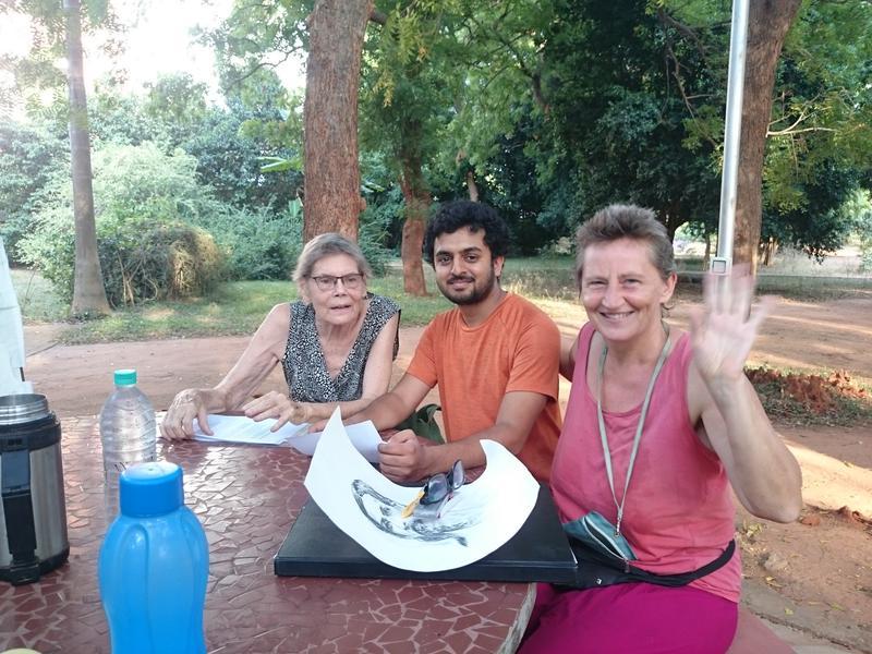 Photographer:Ivana   Audrey, Ivana, Shreyas