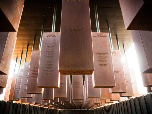 Photographer:web | National Memorial for Peace and Justice in Montgomery, Alabama