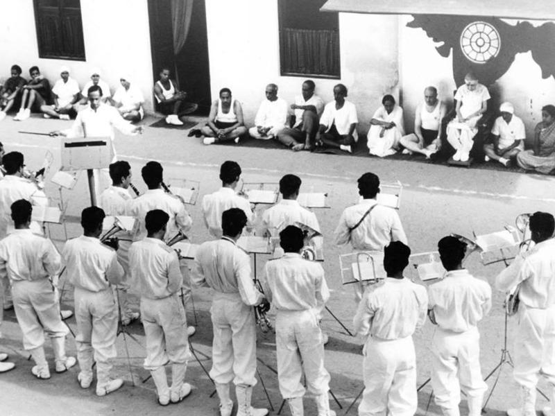 Photographer:web | sports competition at sports education at ashram