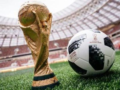 Photographer:web | worldcup, football and trophy