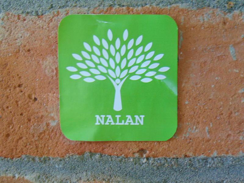 Photographer:Zenas | Nalan logo
