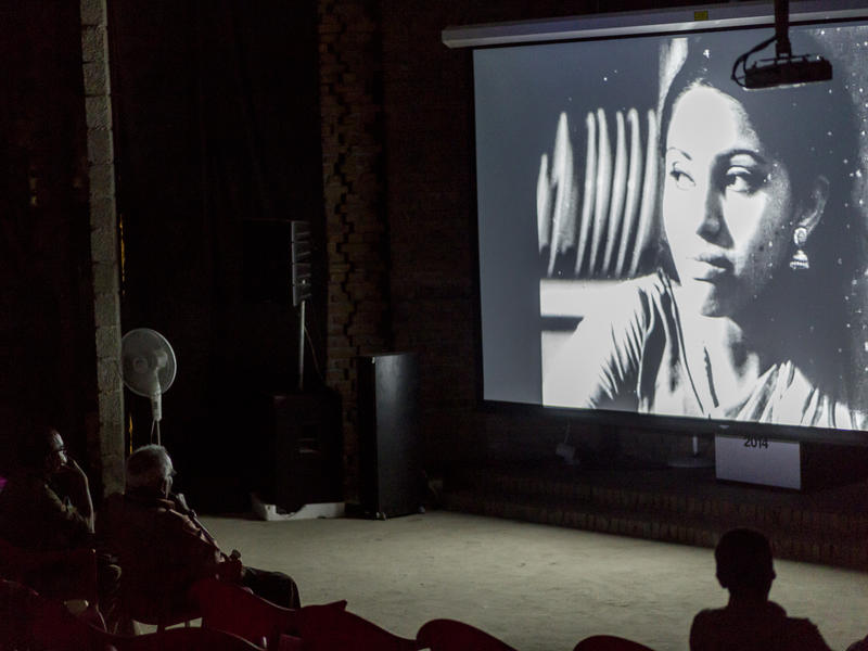 Photographer:Kochi Muziris Biennale Foundation | Artist's Cinema