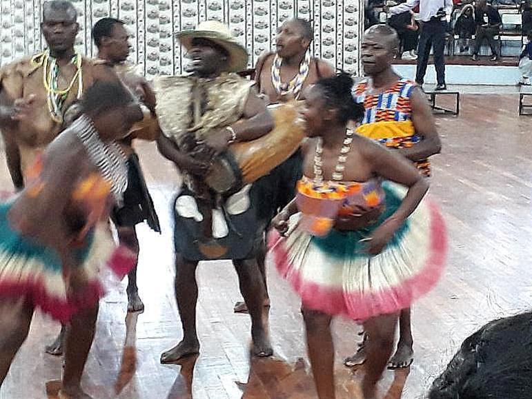 Photographer:Akua | traditional dance