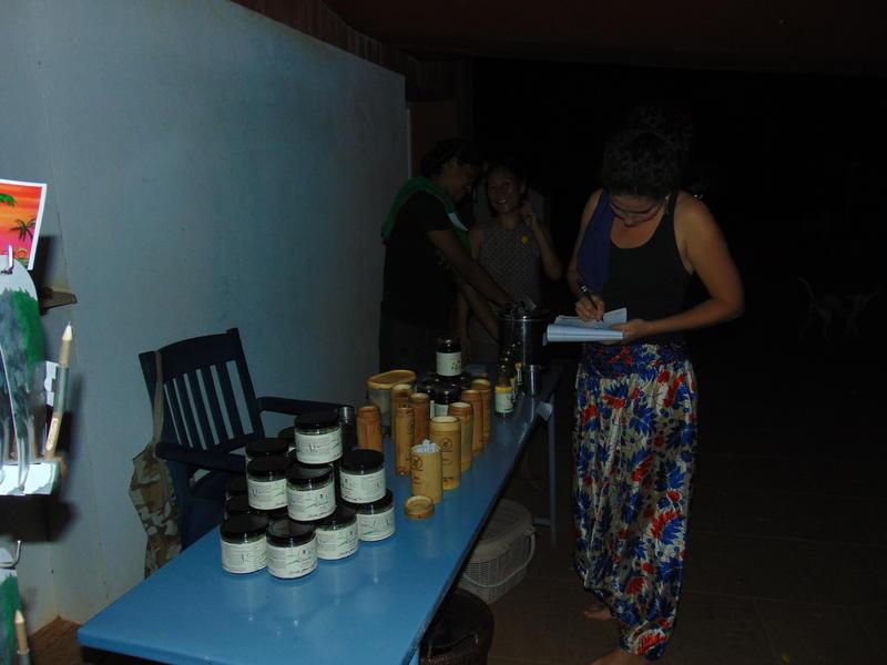 Photographer:Gino | Bamboo tea, bamboo drinks, and honey by Auroannam