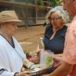 <b>The Pachamama ceremony</b>