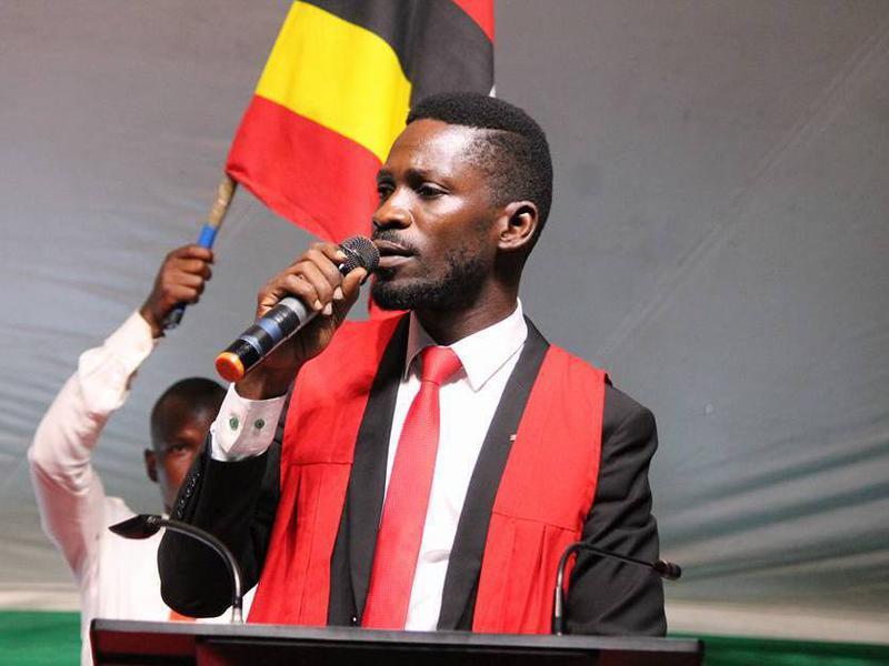 Photographer:web   Bobi Wine