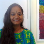<b>Colourful Fabric Art by Manjula</b>