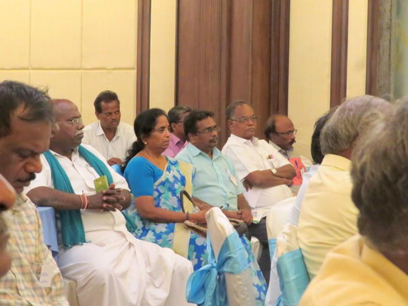 Photographer:PondyCAN | Attendees listening