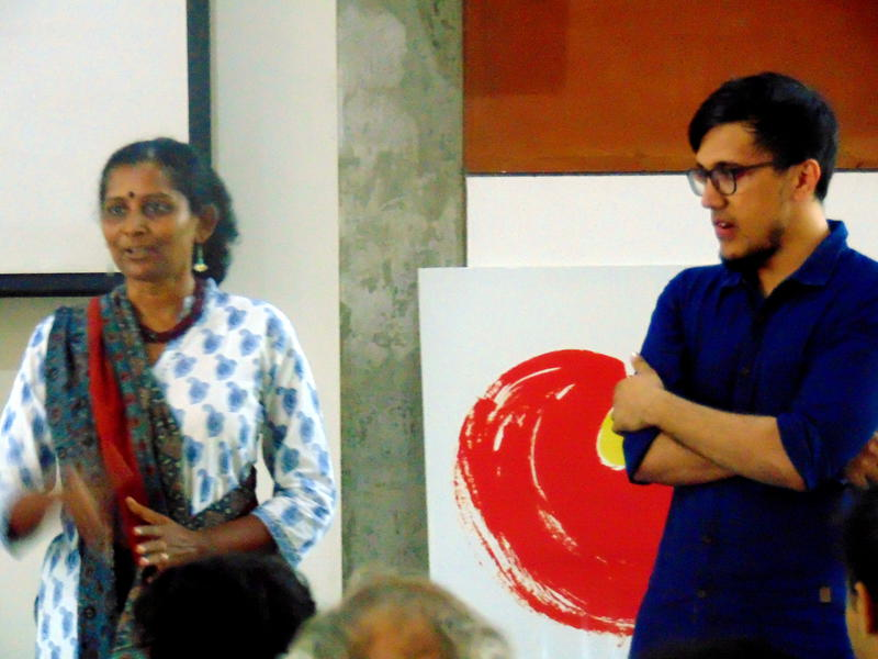 Photographer:Zarin | Mona presents Anuj Kale and Leewardist's