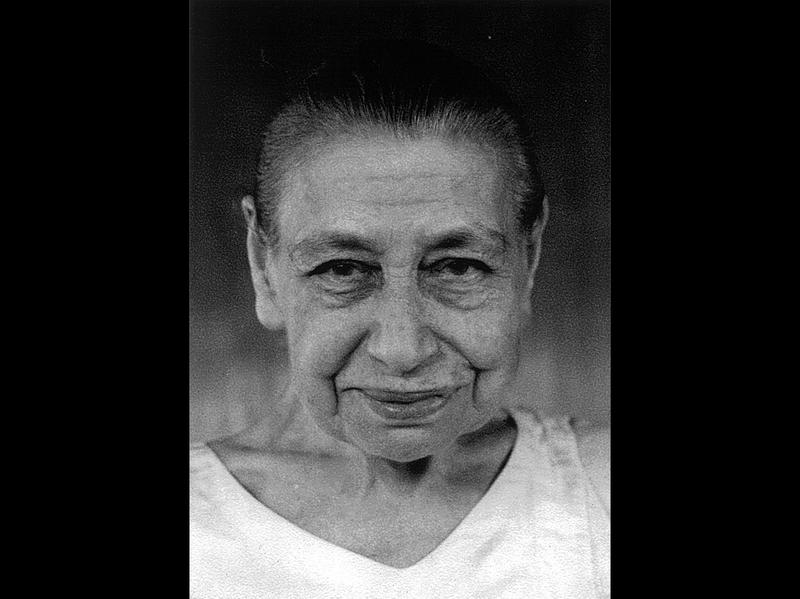 Photographer:Ashram Archives | Mother, 4/5/67