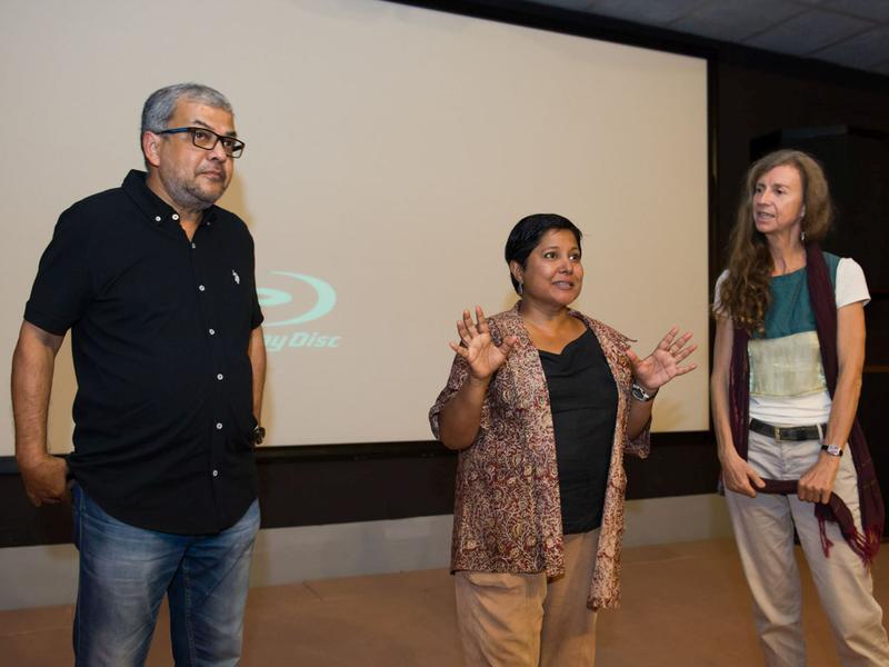 Photographer:Marco Saroldi | Abhishek Sinha, Nina and Surya