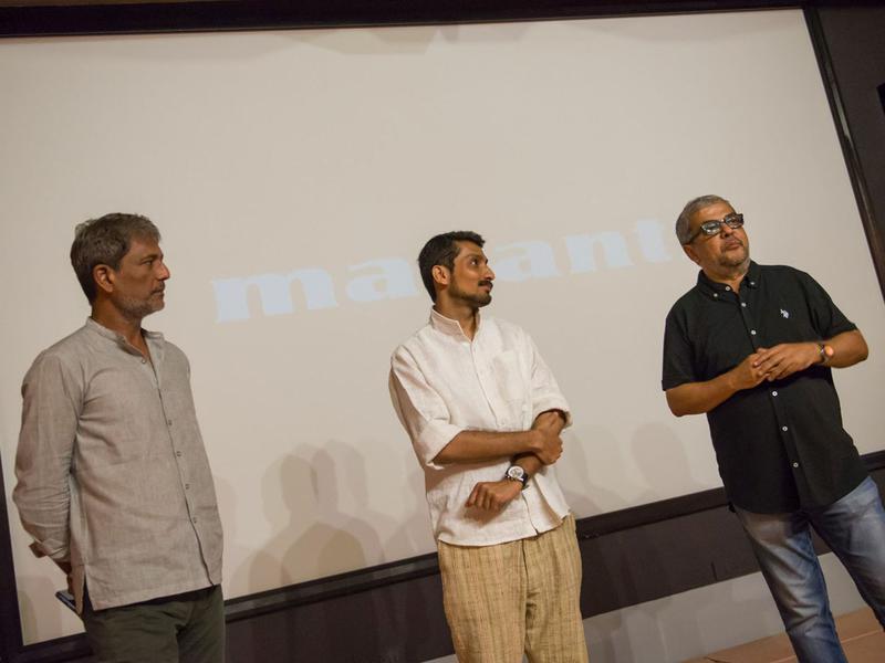 Photographer:Marco Saroldi | Adil Husain, Soukarya Ghoshal and Abhishek Sinha