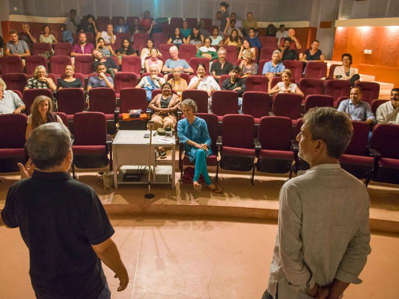 Photographer:Marco Saroldi | Abhishek Sinha and Soukarya Ghoshal