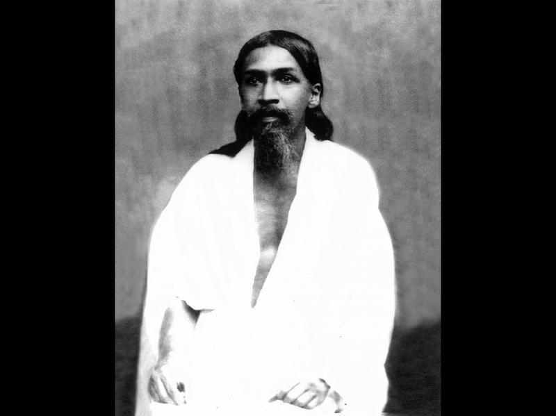 Photographer:Ashram Archives | Sri Aurobindo, 1918 - 1920