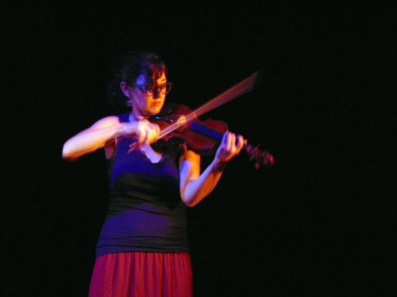 Photographer:Zarin | REgula on Baroque Violin