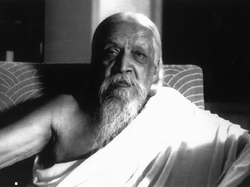 Photographer:Cartier-Bresson | Sri Aurobindo