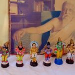 <b>Navratri Doll Show and Celebrations at the Ilaignarkal Education Centre</b>