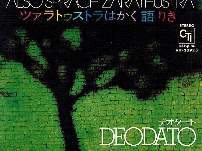 Photographer:web | Deodato - Also Sprach Zarathustra