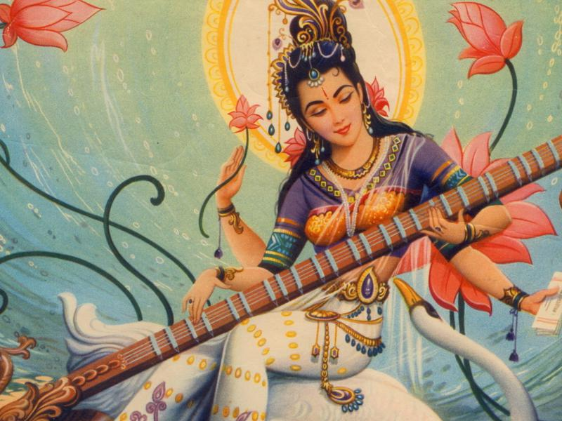 Photographer:web | Saraswati