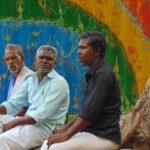 <b>Irula tribe of Nilgiris talk music, instruments and working at SVARAM.</b>