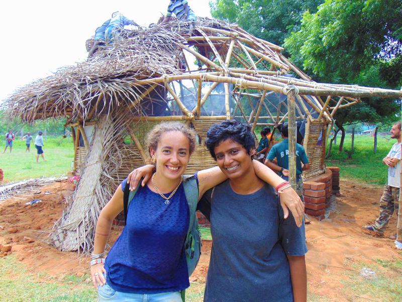 Photographer:Nelson | Serena(left) and Niki(Right), Joy of Impermanence Community