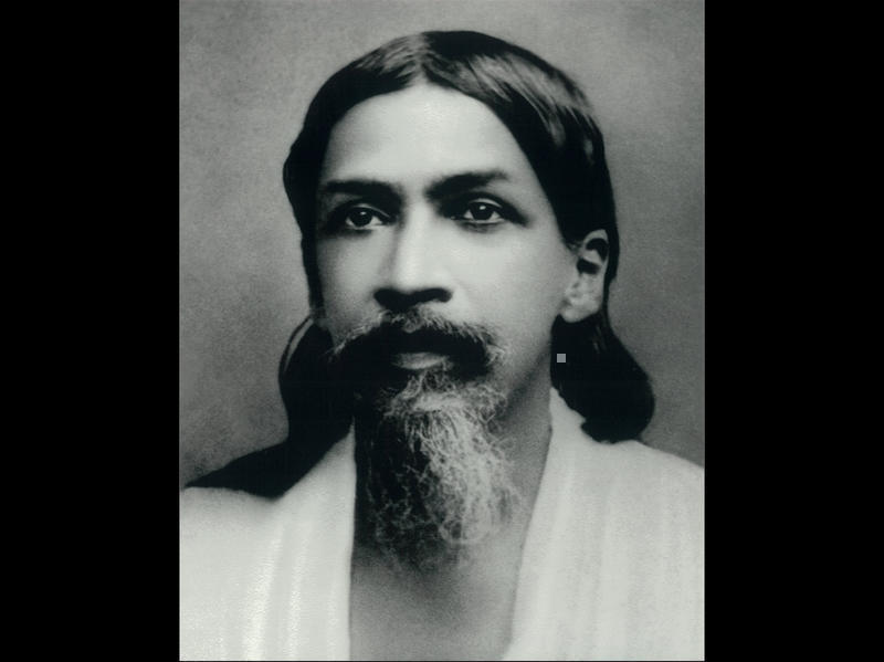 Photographer:Ashram Archives | Sri Aurobindo - 1918 - 1920