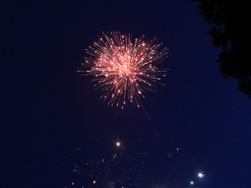 Photographer:Venkatesh and Team   Fireworks Display at Solar Kitchen