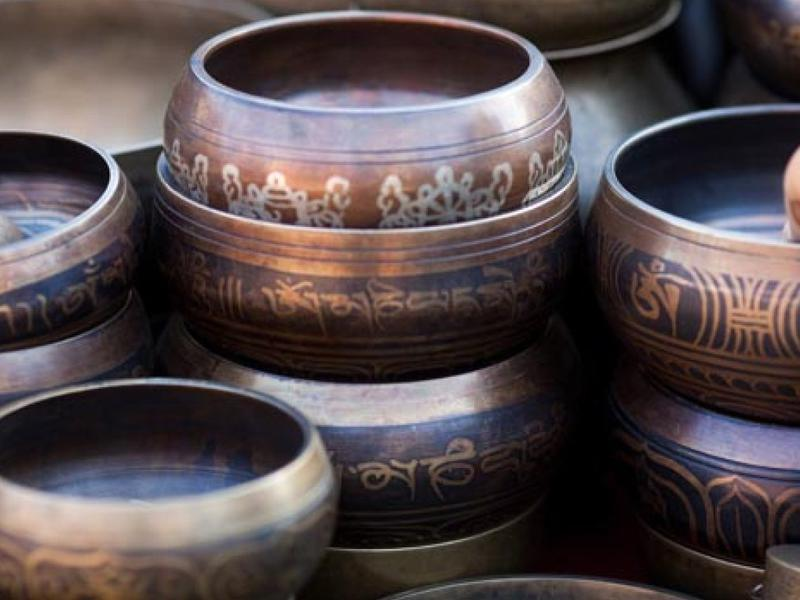 Photographer:web | Tibetan singin bowls