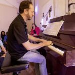 <b>Pushkar Pleases Playing Solo Piano at Kalabhumi Goes Live November 2018</b>