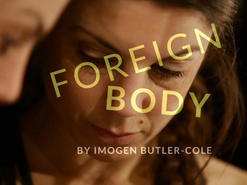 Photographer:web | Foreign Body