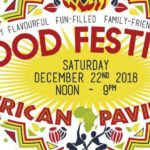 <b>African pavilion Food Festival, interview with Malcolm</b>