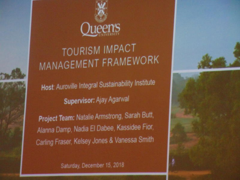 Photographer:Yana | tourism impact management framework presentation