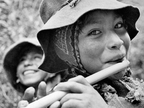 Photographer:Web | Peruvian Boy from Family Of Man exhibition