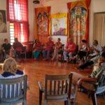<b>Sharing on 'Auroville Economy' to Vikalp Sangam participants</b>