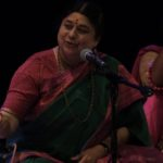 <b>Kalapini Komkali, International Indian Classical Vocalist Performs Ragas</b>