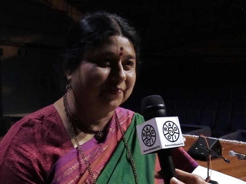 Photographer:Wobbli | Kalapini Komkali tells when her passion for music began