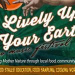 <b>Lively Up Your Earth Eco-Music Festival, interview with Krishna</b>