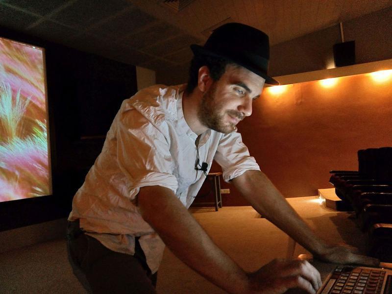 Photographer:maryliz | Pyaré at the Auroville Multi Media Center