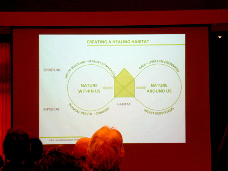 Photographer:Yasna | principles to create a heling habitat