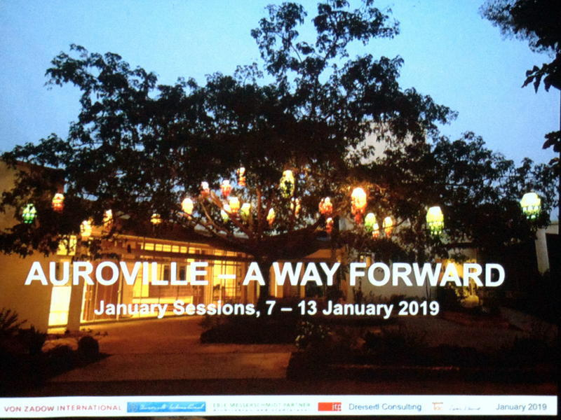 Photographer:Jana   Auroville - a way Forward