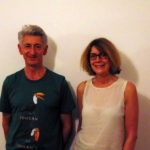 <b>With Fred and Clare on Auroville - a way Froward</b>