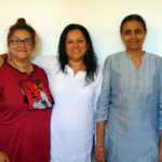 <b>In conversation with Priya, Gina and Priyadarsini on Churning Waters</b>