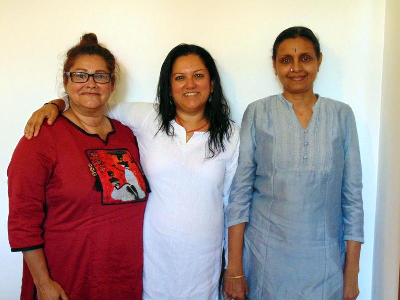 Photographer:Sanya | Gina Maree Bundle, Priya Srinivasan, Priyadarsini Govind