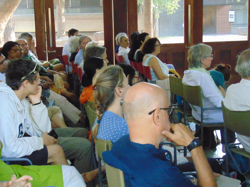 Photographer:Zarin | audience of AVI, avilians, guests