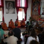 <b>Public chanting by Tibetan Tashi Lhumpo monastery monks</b>