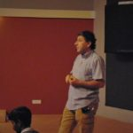 <b>The Water Crisis - A talk of Giulio from the Water Group</b>