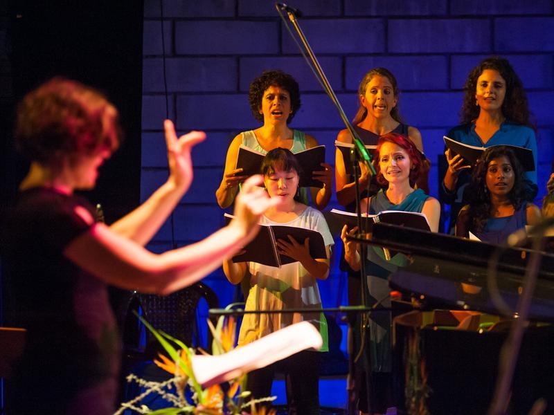 Photographer:Marco Saroldi   The Choir - Sopranos
