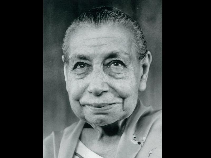 Photographer:Tara Jauhar   Mother at 91 years of age. 5-7-69