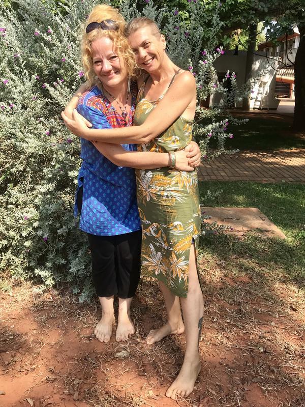 Photographer:Dance for Peace | Priscila and Vera happy to organize the event
